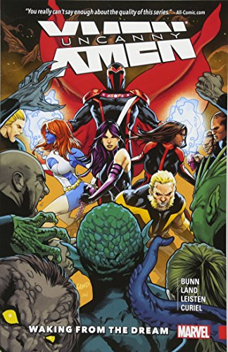 Uncanny X-Men: Superior Vol. 3: Waking From the Dream (Xmen Vol 3)
