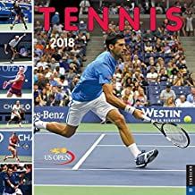 Tennis the U.s. Open 2018 Calendar: The Official Calendar of the United States Tennis Association