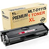 ASprint 1 XL Kompatible Toner MLT-D111S D111S 111S MLTD111S Tonerkartusche für Samsung Drucker Schwarz 1,500 Seiten Verwenden für Xpress M2020 M2020W M2022 M2022W M2070