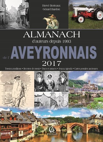 Almanach de l'Aveyronnais 2017