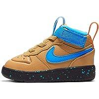 Nike Court Borough Mid 2 Boot (Td), Scarpe da ginnastica Unisex-Bambini