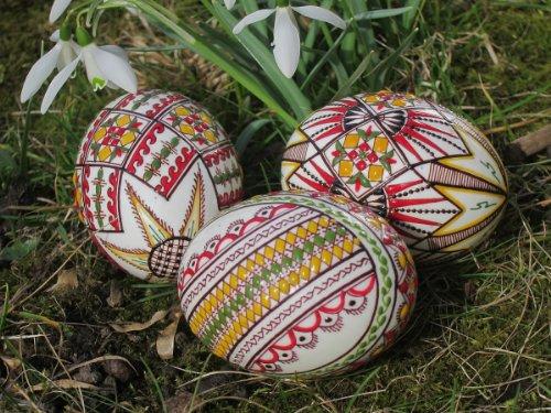 Ostern Geschenke - Ostereier