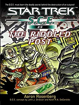 Star Trek: The Riddled Post (Star Trek: Starfleet Corps of Engineers) by [Rosenberg, Aaron]