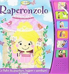 Idea Regalo - Raperonzolo. Libro sonoro. Ediz. illustrata