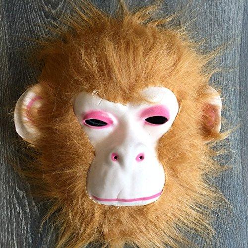 Maschera bambini/adulti Scimmia