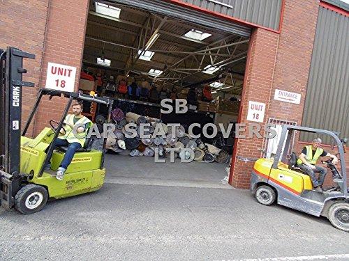 Che si adatta a Nissan Primastar 2010 Van, Seat