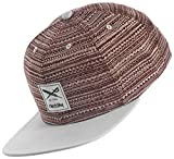 iriedaily Snapback Cap LA BANDA Maroon, Size:ONE SIZE