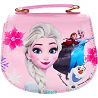 Babioms Kinderhandtasche, Eiskönigin Kinder Umhängetasche, für Mädchen zum Ausgehen oder Reisen, Anna und Elsa Schulter…