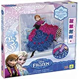 Au SYCOMORE Orb11546 Disney Frozen Anna Plushcraft Jr., color azul