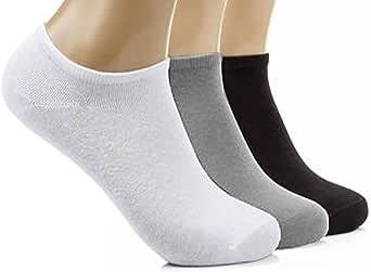 12 Pairs Mens Sport Performance Trainer Low cut Big Foot Socks - Size 11-14