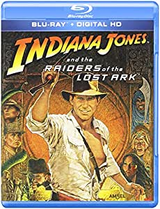 Indiana Jones & Raiders of the Lost Ark [Blu-ray] [1981] [US Import]