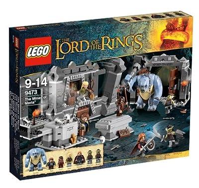 LEGO El Señor de los Anillos 9473 - Las Minas de Moria por LEGO