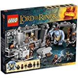 LEGO The Lord Of The Ring - 9473 - Jeu de Construction - Les Mines de La Moria