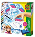 Disney Frozen - Set de estampación, (SES 14917) por SES