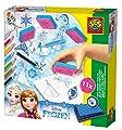 Disney Frozen - Set de estampación, (SES 14917) por SES