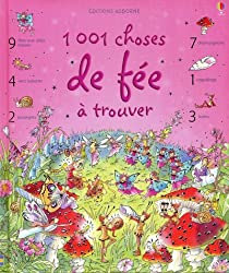 1001 CHOSES DE FEES A TROUVER