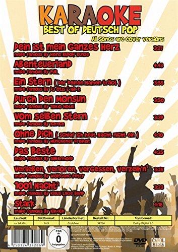Karaoke - Best of Deutsch Pop - 2
