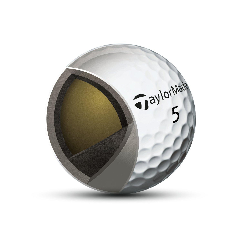 taylormade 2016 tour preferred golf balls 1 dozen amazon co uk