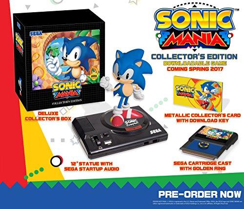 Sonic Mania Edición Coleccionista (Nintendo Switch) (precio: 89,99€)