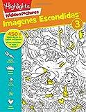 #6: Hidden Pictures® Imágenes Escondidas(TM) 3 (Highlights(TM) Bilingüe)