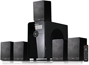 Mitashi BS-120BT 5.1 Channel Home Theatre System (8500 Watts PMPO) with Bluetooth