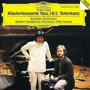 Franz Liszt : Concertos pour piano n°1 et n°2 - Totentanz