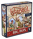 Pegasus Spiele 55119G - Istanbul Big Box Kennerspiel des Jahres