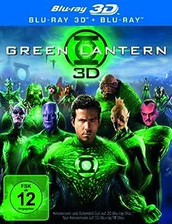 Green Lantern (Extended Cut) (+ Blu-ray) [Blu-ray 3D]