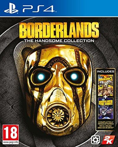 Borderlands, The Handsome Collection PS4 (Borderlands 2 + Borderlands, The Pre-Sequel) (Übergangs-konsole)