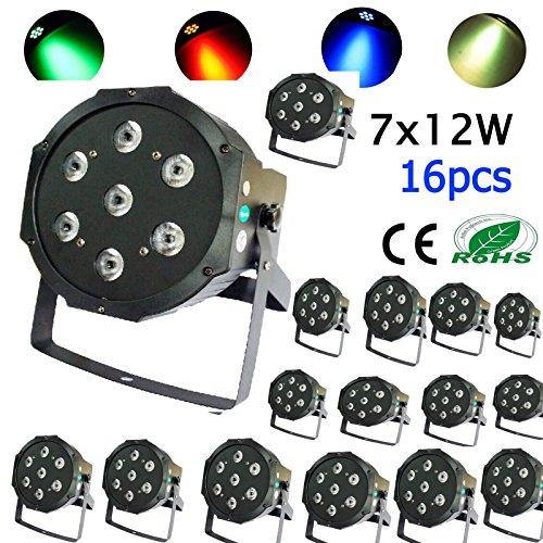 gbar-cavo-dmx-512-di-luce-parita-16pcs-7-12-w-par-led-rgbw-84-w-ton-punto-luce-attivata-for-party-dj