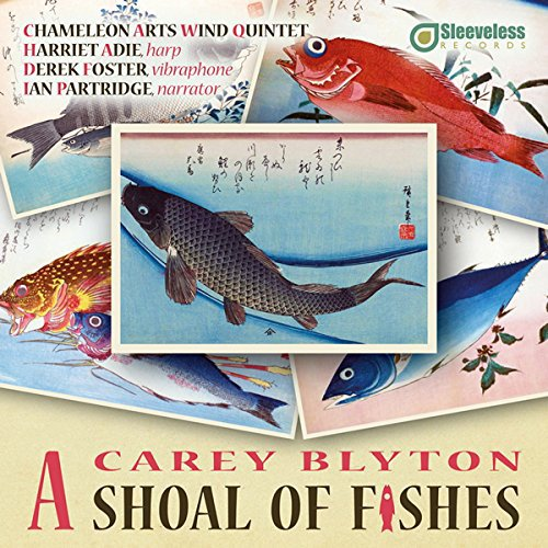 Preisvergleich Produktbild Blyton: a Shoal of Fishes
