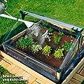 Frühbeet Silver Line von Gärtner Pötschke auf Du und dein Garten
