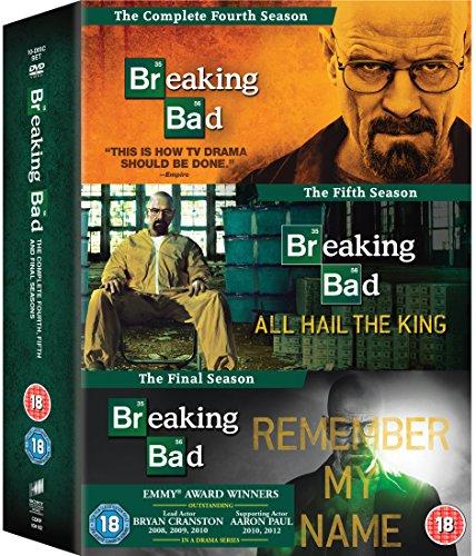 Breaking Bad [Edizione: Regno Unito]