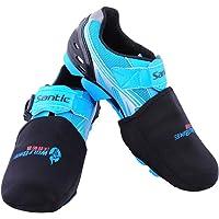 WOLFBIKE Copridita per Ciclismo, Elastico MTB Ciclismo Bicicletta Antipolvere Caldo Scarpa Bici Mezza Scarpa Copri Dita…