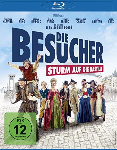 Bild von Die Besucher - Sturm auf die Bastille [Blu-ray]