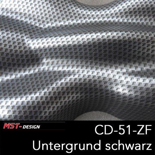 "Preisvergleich Produktbild Starter-Set gross Wassertransferdruck WTD ""Carbon"" 4 m CD-51-ZF Wassertransferdruckfilm WTP Water transfer printing Hydrographics"