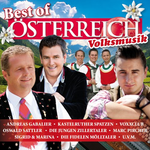 Best Of Österreich Volksmusik
