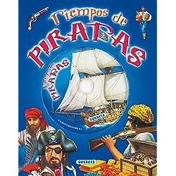 Tiempos de los piratas - Libro + Cd.