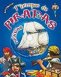 Tiempos De Los Piratas(Libro+Cd) (Canta Y Cuenta Con CD)