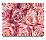 luxlady Caucho Natural Gaming Alfombrillas de rosas en una boda floral arreglo imagen ID 27696192