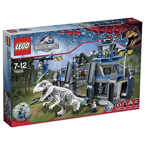 LEGO fuga del Indominus Rex, multicolor (75919)
