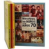 Calledelregalo Regalo Personalizado: Libro de la década de los 70 con Tarjeta Personalizada - Regalo para cumpleaños - Otras