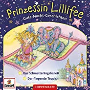 009/Gute-Nacht-Geschichten Folge 17+18 - Das Schmetterlingsballett/Der fliegende Teppich