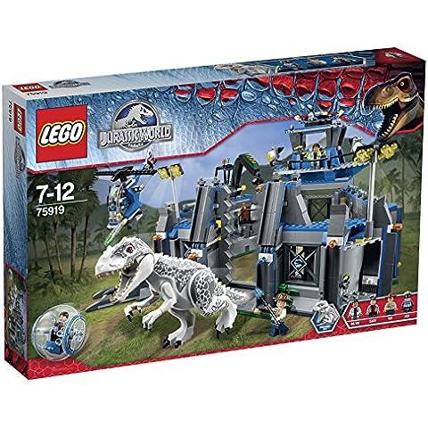 LEGO - La fuga del Indominus Rex, multicolor (75919)