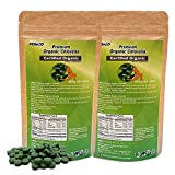 FEBICO Organic Chlorella Tablets 500g. With Chlorella Growth Factor from FEBICO Taiwan