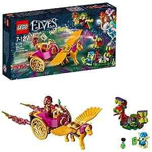 LEGO- Elves Azari e la Fuga dalla Foresta dei Goblin, Multicolore, 41186 LEGO elves LEGO