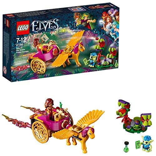 LEGO - 41186 - Elves - Azari e la fuga dalla foresta dei Goblin
