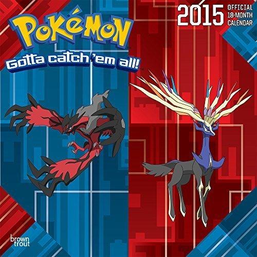 Pokemon Calendar: Gotta Catch 'em All! (2014-06-01)