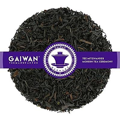 """N° 1296: Thé noir """"Tarry Lapsang Souchong (thé de fumée)"""" - feuilles de thé - GAIWAN® GERMANY - thé noir de Chine"""