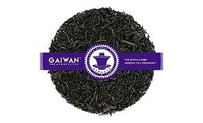 "N° 1296: Tè nero in foglie ""Tarry Lapsang Souchong (Tè Affumicato)"" - 100 g - GAIWAN® GERMANY - tè in foglie, tè nero dalla Cina, tè cinese"